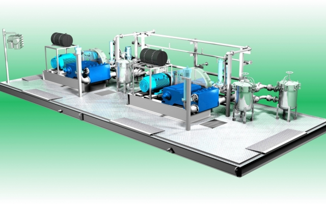 Water Injection Package (600)
